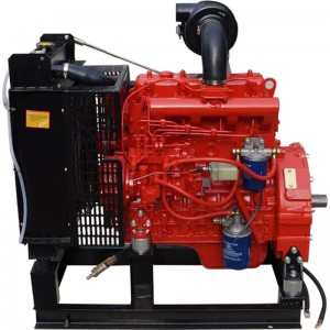 OEM Manufacturer Supercharged Diesel Engine - fire&water pump engines-35KW-YND485 – YTO POWER
