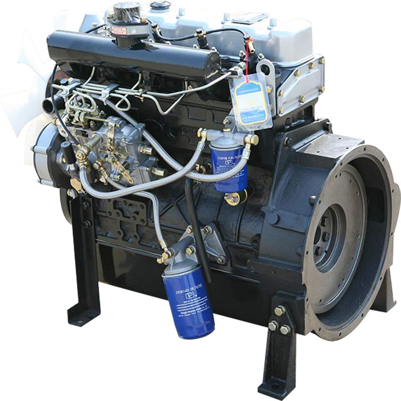 Cheap price 4 Stroke Diesel Engine - power generation engines-43KW-Y4110D – YTO POWER