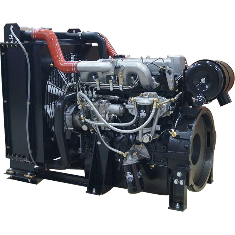 Hot-selling Water Pump Diesel Engine - power generation engines-63KW-YD4EZLD – YTO POWER