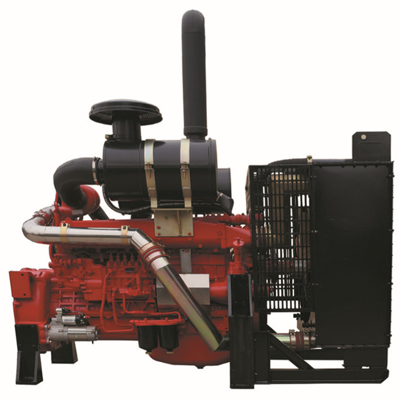 Professional China Huafeng Diesel Engines - fire&water pump engines-275KW-YT6126TIS – YTO POWER