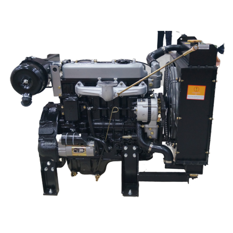 Super Lowest Price 4 Cylinder Diesel Engine - power generation engines-14KW-YD480D – YTO POWER