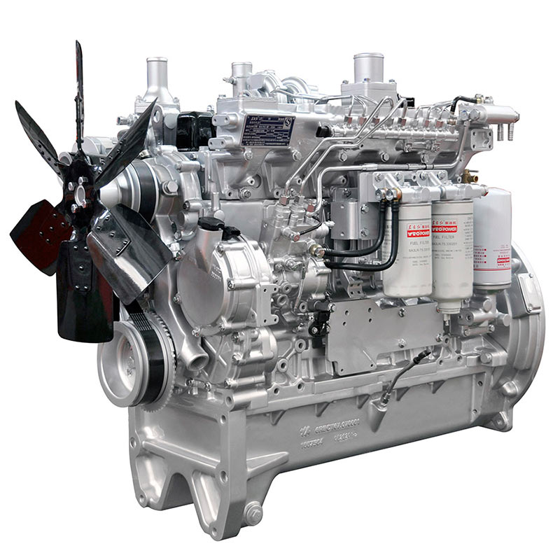 Factory wholesale Construction Diesel Engines - power generation engines-150KW-LR6M3LR-DA – YTO POWER Featured Image