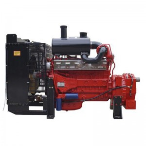 Cheap price 4 Stroke Diesel Engine - fire&water pump engines-250KW-YT6126TI – YTO POWER
