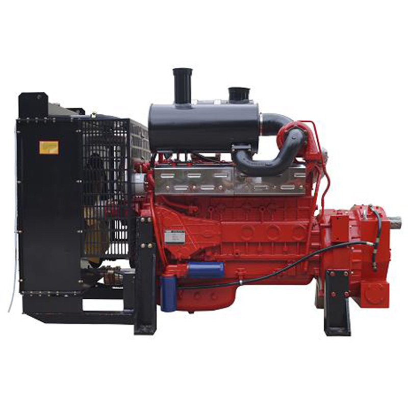 8 Year Exporter 379kw Fire&Water Pump Engines - fire&water pump engines-320KW-YT6126TIF – YTO POWER
