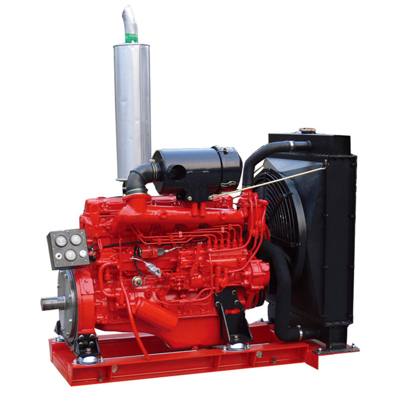 China China Diesel Generator Manufacturers - fire&water pump engines-125KW-YT6102T – YTO POWER