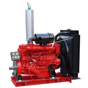 Low price for China Boat Engine - fire&water pump engines-137KW-YT6102TS – YTO POWER