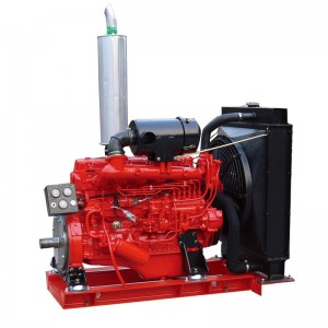 China Vehicle Engines Suppliers - fire&water pump engines-147KW-YT6108T – YTO POWER