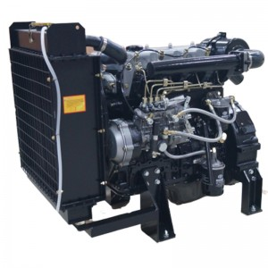 Factory making Water Cooled Diesel Engines - power generation engines-21KW-YSD490D – YTO POWER