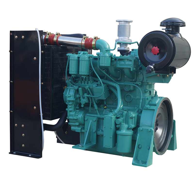 China Water Cooled Diesel Engines Suppliers - power generation engines-100KW-LR4N5LP-D – YTO POWER