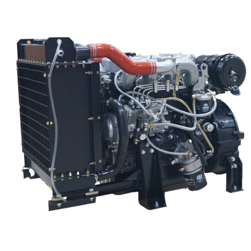 Hot sale Factory Six Cylinder Diesel Engines - power generation engines-48KW-Y4102ZLD – YTO POWER