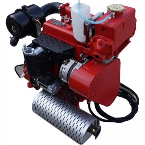 Well-designed Ricardo Engine - fire&water pump engines-20KW-YD380 – YTO POWER
