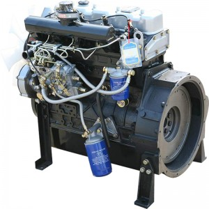 OEM manufacturer 63kw Fire&Water Pump Engines - power generation engines-38KW-Y4105D – YTO POWER