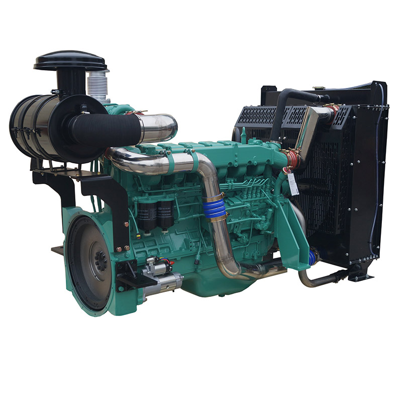 China 380 Engine Manufacturers - power generation engines-220KW-YM6S4L-DAA – YTO POWER