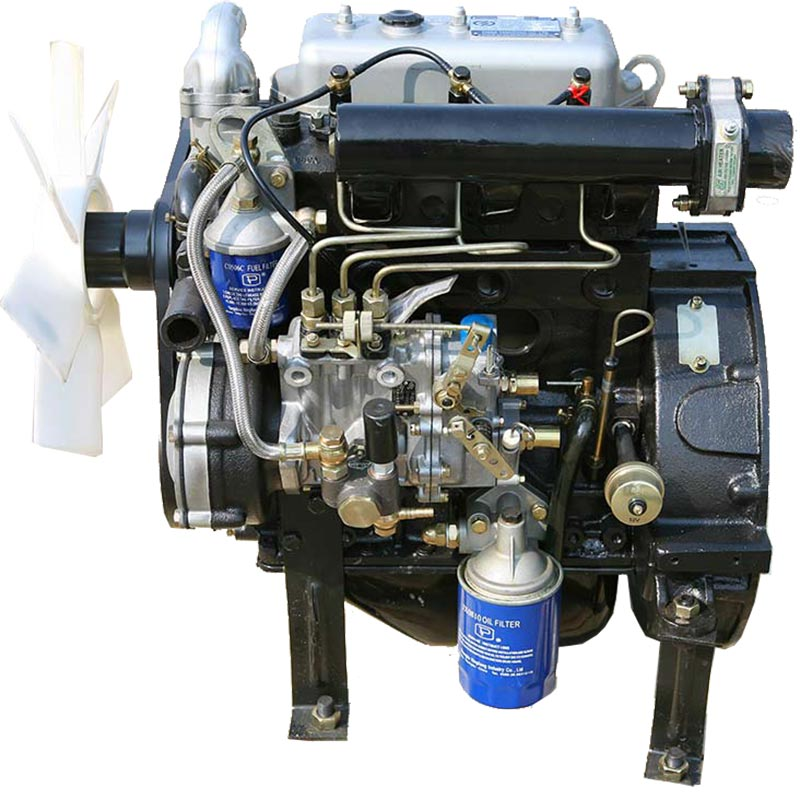 Fast delivery Generator Set Diesel Engine - power generation engines-11KW-YD385D – YTO POWER