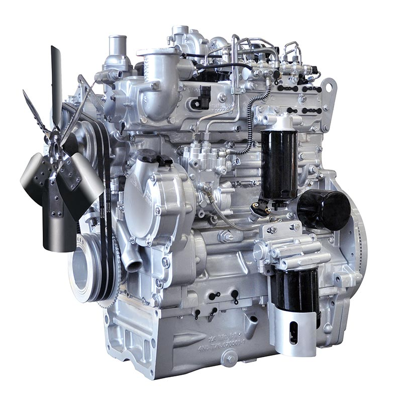 Manufacturing Companies for Water Cooled Engines - power generation engines-110KW-LR4M3LR-D – YTO POWER
