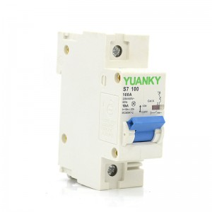 High Quality Overload protect switch - (ydz)Wholesale Iec947-2 1P 2P 3P 4P 1P+N 100A Circuit Breakers Mcb Standard – Hawai