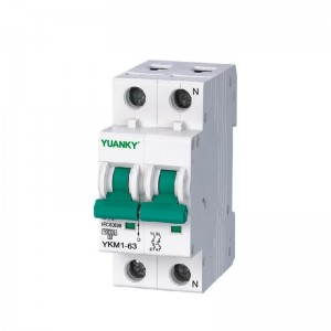 2020 wholesale price Extension cord - (ykm1)Wholesale 6ka 10ka Miniature Circuit Breakers(Mcb)Circuit Breaker For Marine – Hawai