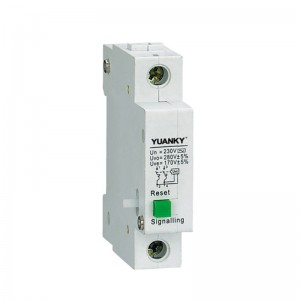 Wholesale Dealers of 4 Pole Mcb - Circuit Breaker Auxiliary Electrical Supplier Remote Control And Signaling Circuit Breaker Accessories – Hawai