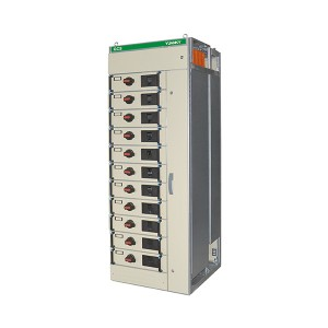 Electrical Supply Low Voltage Withdrawable Switchgear Cabinet