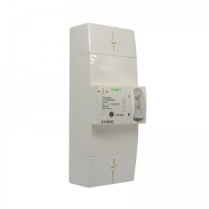 ELCB HW-PG 2P 4P 10a 30a 60a non-differentiel adjustable earth leakage circuit breaker