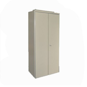 Industrial Control Double Door Floor Standing Cabinet IP45 Enclosure