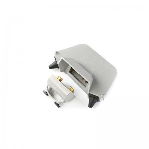 Industrial control IEC IP43 300A type c cutout ceramic fuse holder