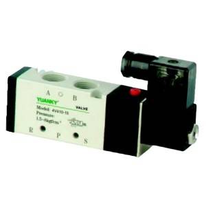 Valve Electrical control 150psi 4.5VA 3W solenoid valve applied to pneumatic system