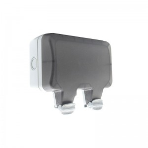waterproof box Manufacturers of switch 240v outdoor waterproof electrical ip66 socket
