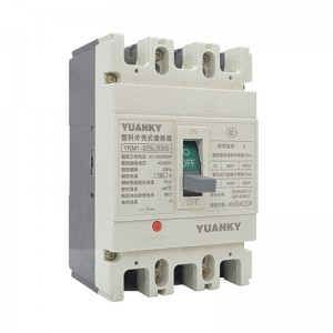 (ykm1)Wholesale 3P Electrical Factory Price 3 Phase 160a Mccb Moulded Case Circuit Breaker