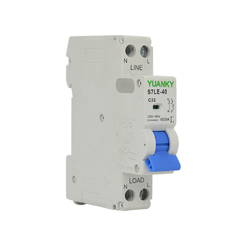 MCB 40 Amp 230V 1P+N Mini Circuit Breaker Mcb Distribution Box Size Featured Image