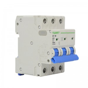 MCB 63A 400V 1p 2p 3p 4p Mini Circuit Breaker Prices Mcb For Sale