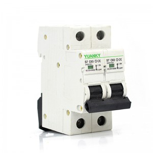 Wholesale Electric 1 Phase 4 Pole 20 Amp For Mcb Miniature Circuit Breaker
