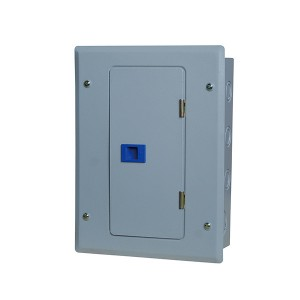 OEM/ODM China Cable Distribution Box – Distribution box GEP 3 phase panel board Load Center for metal electrical box – Hawai