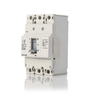 Cheap PriceList for Mcb With Padlock - Wholesale Nice Price 3P Electrical Moulded Case Circuit Breaker MCCB 16A-125A – Hawai