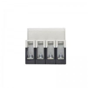 MCCB high breaking capacity intelligent HWM3EL Smart Moulded Case Circuit Breakers wifi