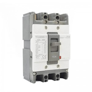 China Cheap price Safety socket - (HWABN)Wholesale Hwabn 2P 3P 4P Electrical Moulded Case Circuit Breaker 800 Amp Mccb – Hawai