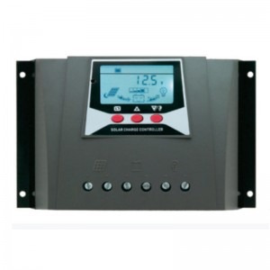 electrical control 10-60A 12-48V intelligent solar controller