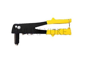 Factory wholesale Aluminum Closed End Pop Rivets - Single Hand Riveter Gun Introduction – Yuke