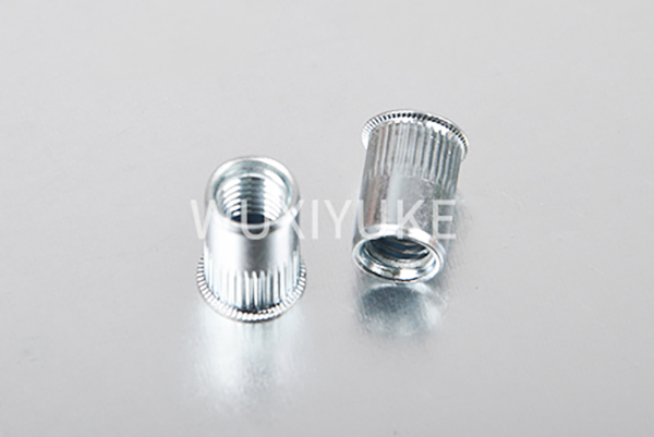 China Supplier Flat Head Open End Blind Rivet Nut Head Type - Small CSK Open End Rivet Nut – Yuke
