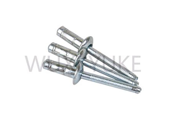 2020 wholesale price Steel Mandrel Dome Head Blind Rivet - Structural Blind Rivet Hemlock Structural Blind Rivet – Yuke