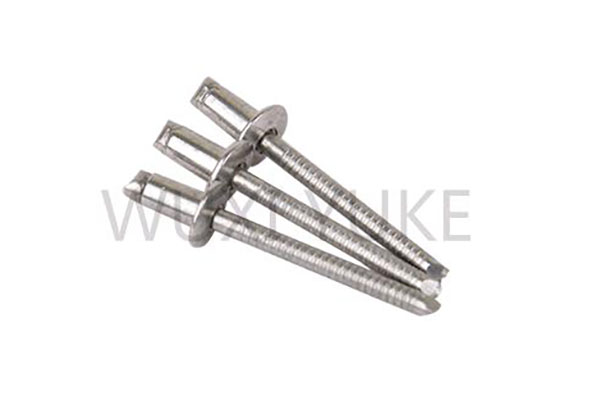Reasonable price Blind Rivet Nut Stainless Steel - Dome Head Blind Rivet Stainless Steel – Yuke