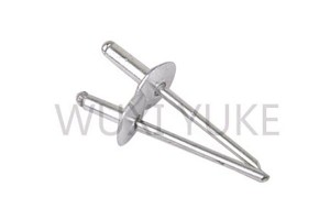 Aluminum Dome Head Blind Rivet With Large Head