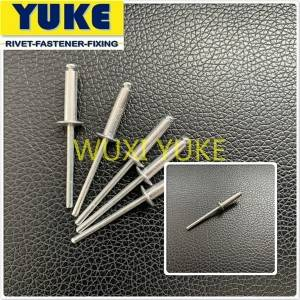 Aluminum Domed Head Open End Core-pulling Blind Rivets