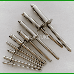 Stainless Steel Flat Head Pop Rivets