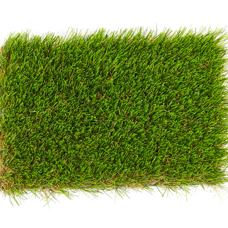 Four-color grass-artificial turf for sports Featured Image