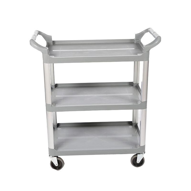 China Wholesale Service Cart Suppliers - Restaurant Trolley CC-S3S/CC-S3L – DuoDuo
