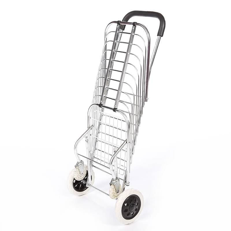 China Wholesale Carrying Cart Manufacturers - Shopping Cart DG1002 – DuoDuo