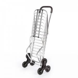 China Wholesale Stylish Shopping Trolley Manufacturers - Shopping Cart DG1003 – DuoDuo
