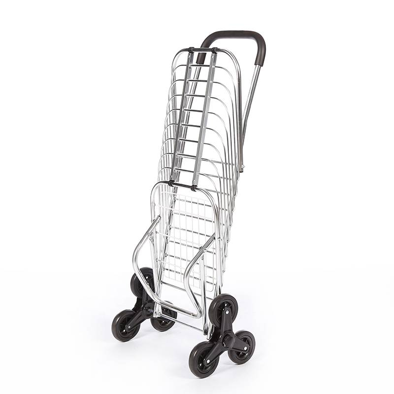 China Wholesale Grocery Trolley Cart Factories - Shopping Cart DG1003 – DuoDuo