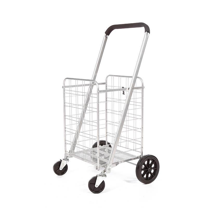 China Wholesale Foldable Shopping Trolley Factory - Shopping Cart DG1026/DG1027 – DuoDuo